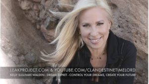 Control Your Dreams, Create Your Reality, Lucid Dreaming, Kelly Sullivan Walden