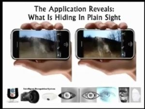 """""""THEY LIVE"""" APP FOR PHONE - SEE DEMONS, MARK OF BEAST, CAIN, LIAR, INHERITANCE"""