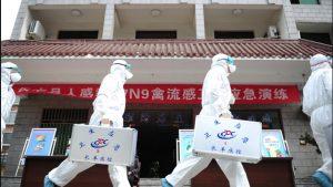 Super Bird Flu Pandemic Reaches Highest Alert Levels, Spreading Fast, Media Silent!!