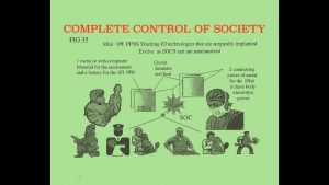Complete Control of Society, Technology from ENKI - You are already Microchipped