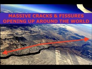 Giant Cracks Opening Up Around World & Silver Set to Soar? CA Mandates Solar Panels for New Homes