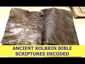 The Nature of God & The Kolbrin Bible Decoded