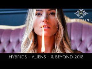 Hybrids Among Us, Find Your Soul Destiny & Family - Contactee Elizabeth April