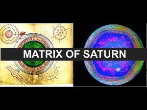 Matrix of Saturn - Control Grid of the Gods
