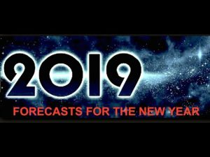 2019 Forecasts & Predictions - What will the New Year Bring? Jeff Daugherty, LARP Session