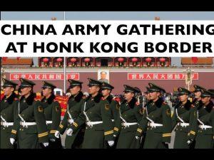 China Army Massing? Hong Kong Unrest, Climate Chaos, David DuByne