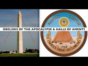 Clandestine Control Grid, Obelisks of the Apocalypse & Halls of Amenti, Ra Castaldo
