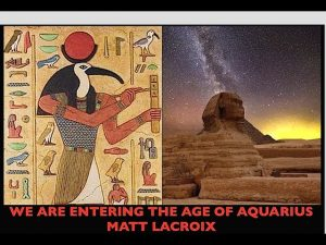 Do The Archons Lose Control, Age of Aquarius Shift, Mayan & Thoth Prophecy
