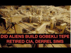 Breakaway Civilization, Who Built Gobekli Tepe 13,000 Years Ago? Retired CIA