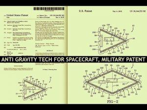 Reverse Engineered Alien Craft? Space Force Anti Gravity Patent, Robert Stanley