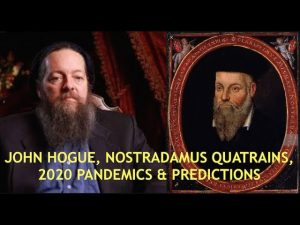 John Hogue, 2020, Turmoil Overseas, Elections, Pandemics & Predictions