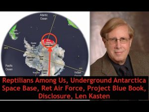 Reptilians Among Us, Underground Antarctica Space Base, Ret Air Force, Project Blue Book, Disclosure