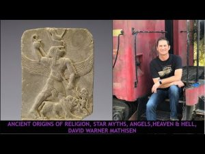 Ancient Origins of Religion Decoded, Star Myths, Anunnaki & Angelic Realms, David Mathisen