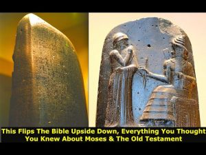 This Flips the Bible Upside Down, Everything You Thought You Knew About Moses & The Old Testament