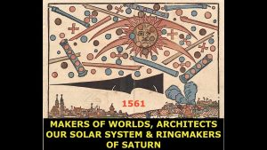 Hidden Architects of Our Solar System & Ringmakers of Saturn, Beyond Disclosure