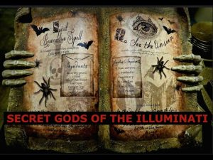 Secret Gods of The Illuminati, Albert Pike, Morals & Dogma, PT II Analysis