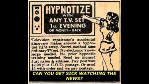How Sick Can You Get From Watching the News? Bob Gilpatrick, Latest, May 7th 2020