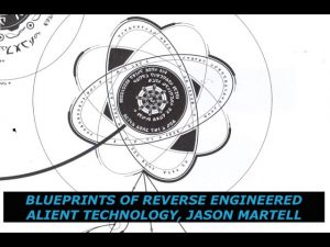 Blueprints of Reverse Engineered Alien Technology, Mayan & Dogon Mysteries, Jason Martell