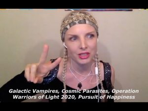 The Occult Force That Consumes Planets Thru Ritual & Operation Warriors of Light