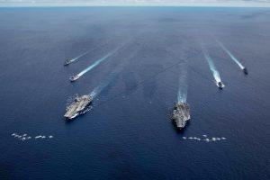 US Conducting Largest War Drills in South China Sea, Hong Kong is Gone, Is Taiwan Next? Bob Kudla