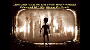 $70 Trillion Missing, is the Alien Card Next? Listen to this, Ken Swartz