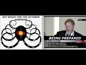 October Surprise & How to Prepare, Greg Allison, NASA Contractor Rocket Scientist & Organic Farmer