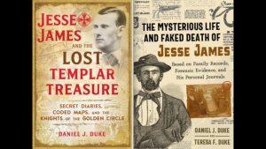 Jesse James Connections to Knights Templar & Billions in Gold & Treasure, Teresa & Daniel Duke