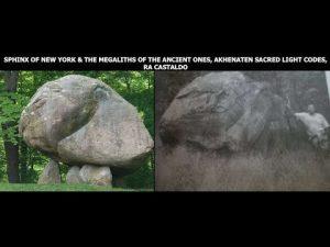 Megaliths of the Ancient Ones in New York, Huge City Under Egypt & Akhenaten Light Codes Ra Castaldo